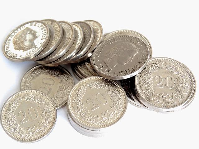 pieniadze bilon moneta